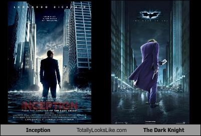 batman christopher nolan Inception movies posters the dark knight
