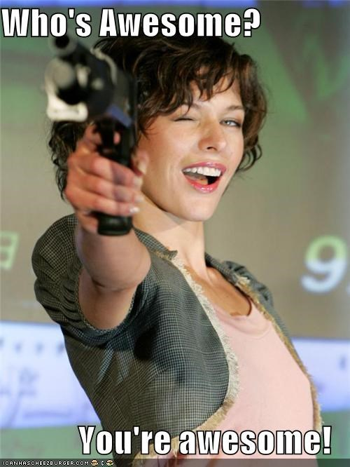 celebrity-pictures-milla-jovovich-awesome,milla jovovich,ROFlash