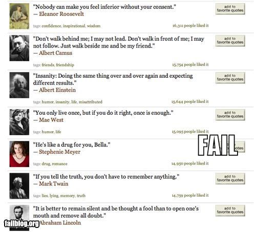 doesnt-belong eww gross get it out of here failboat g rated quotes twilight - 3962433792