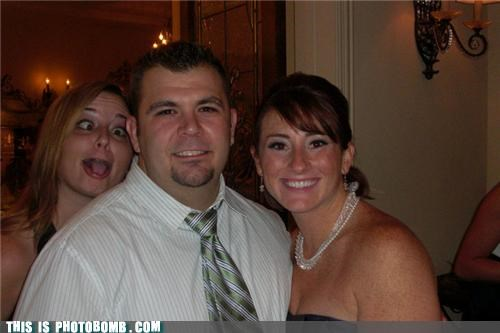 awesome derp formal tie photobomb - 3964369920