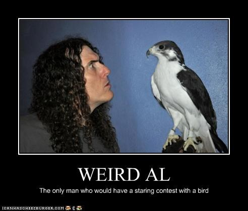 actor demotivational funny Music weird al