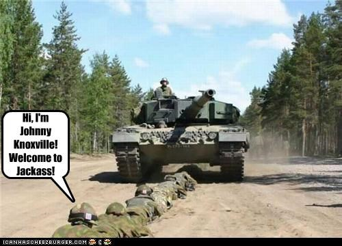 funny lolz military soldiers tank weapons wtf - 3964507904