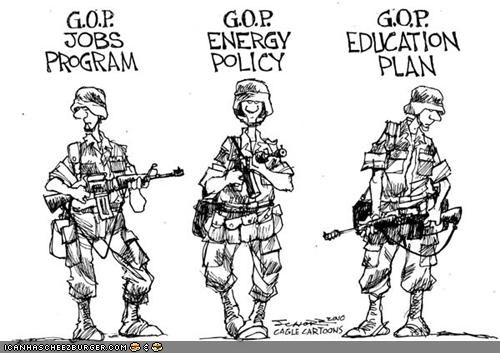 cartoons,GOP