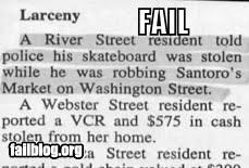 failboat g rated newspaper robbery what - 3966198784