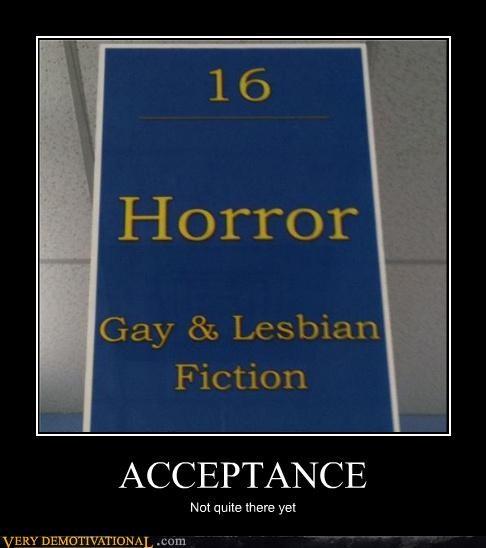 acceptance gay horror just-kidding-relax lesbians misunderstanding novels - 3967795456