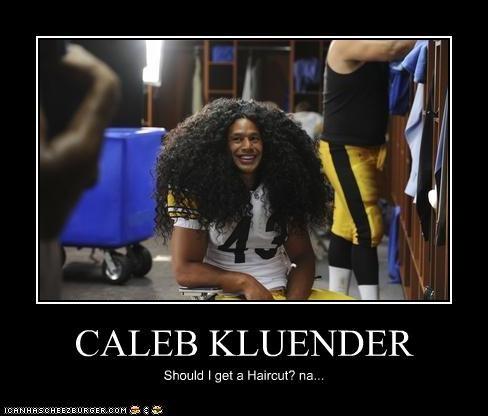 CALEB KLUENDER Should I get a Haircut? na...