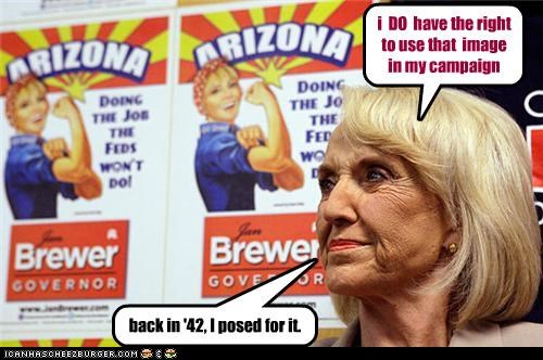 arizona funny Jan Brewer lolz politics - 3971629056