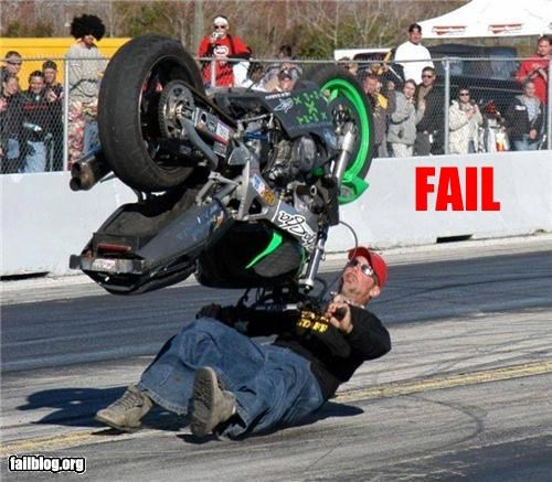 failboat,g rated,motorcycle,ouch,wheelie