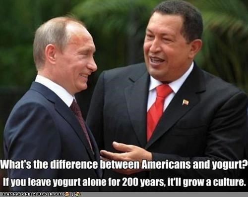 funny,Hall of Fame,Hugo Chávez,lolz,Vladimir Putin