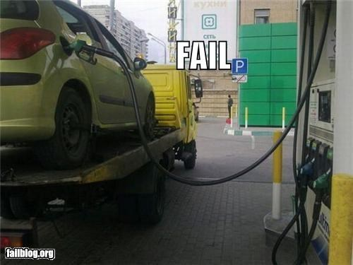 Filling Up FAIL