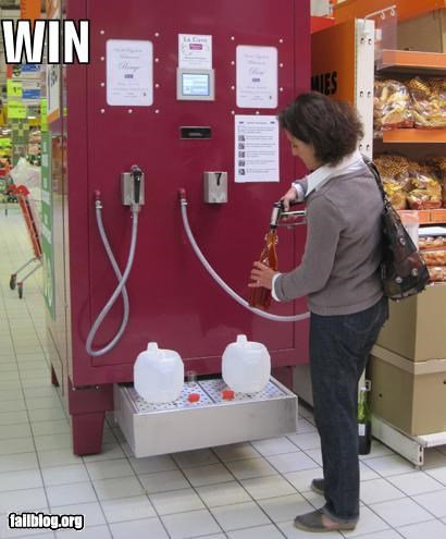 awesome failboat self serve stores win wine - 3972421376