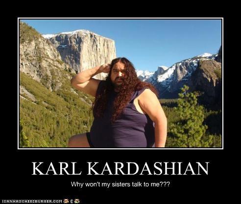 double rainbow Hall of Fame Memes Sad siblings the kardashians - 3975013888
