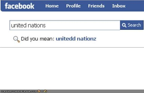 facebook FAIL funny news United Nations - 3975495680