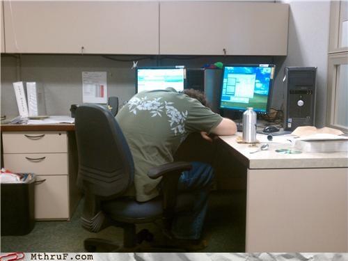 FAIL sleep sleeping on the job - 3975532288