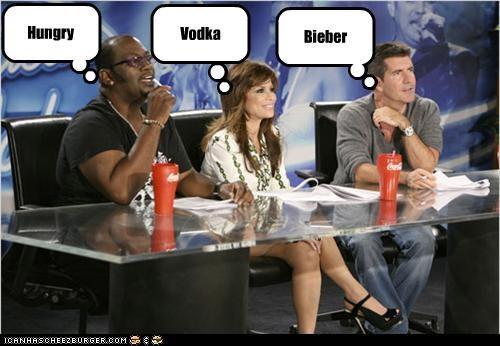 American Idol paula abdul ROFlash simon cowell TV - 3976442368
