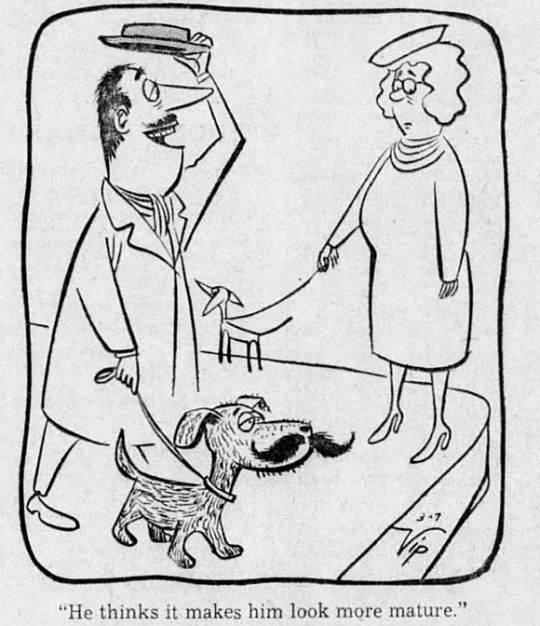vintage comics about dogs