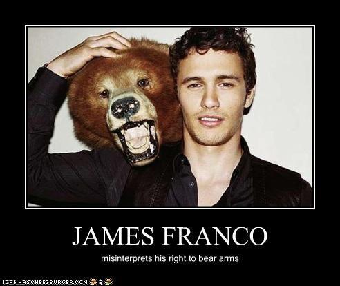 actor celeb demotivational funny James Franco - 3980885248