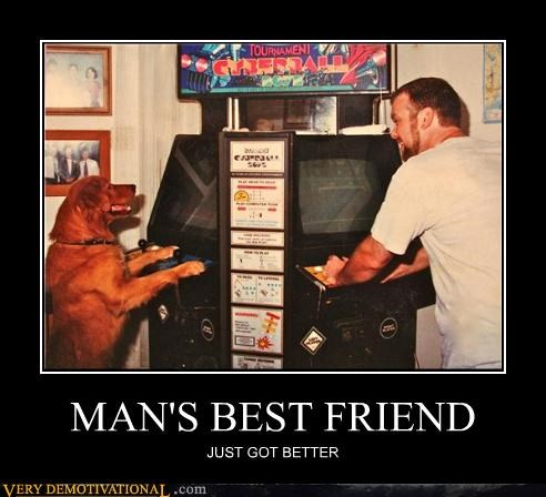 arcade game,awesome,cyberball,dogs,mame cabinet,pets,Pure Awesome