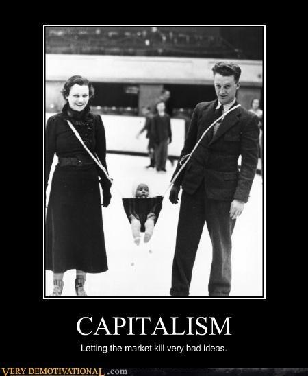 Babies capitalism FAIL idiots modern living parenting - 3982006272