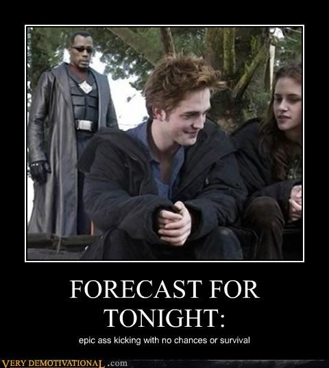 bella blade edward cullen Hall of Fame Pure Awesome shopped twilight wesley snipes - 3983386368