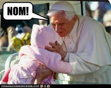 political pictures Pope Benedict XVI - 3983565312