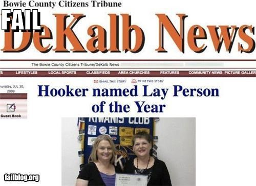 failboat headline hookers last name newspaper person of the year Probably bad News - 3983621376
