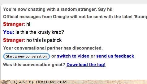 double troll krusty krab patrick SpongeBob SquarePants - 3984646400