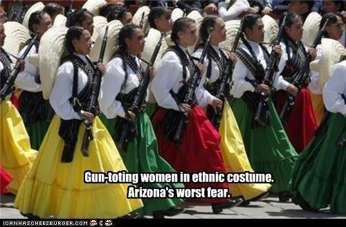 arizona guns political pictures women - 3984940800