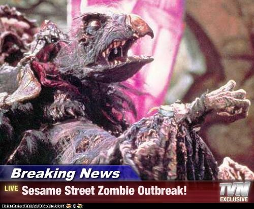 celebrity-pictures-sesame-street-zombie lolz - 3985630720