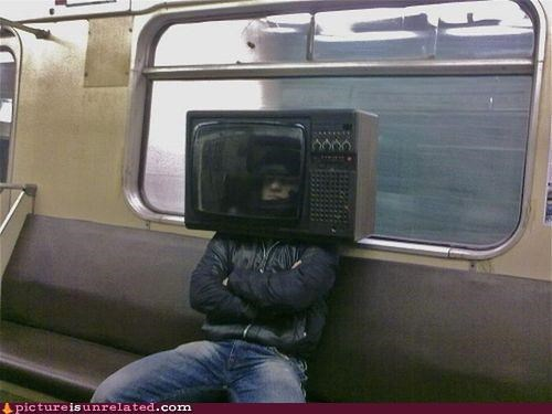 hat,Subway,television,wtf