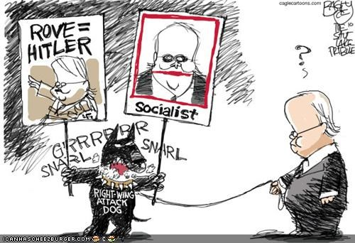 cartoons Karl Rove - 3989853696