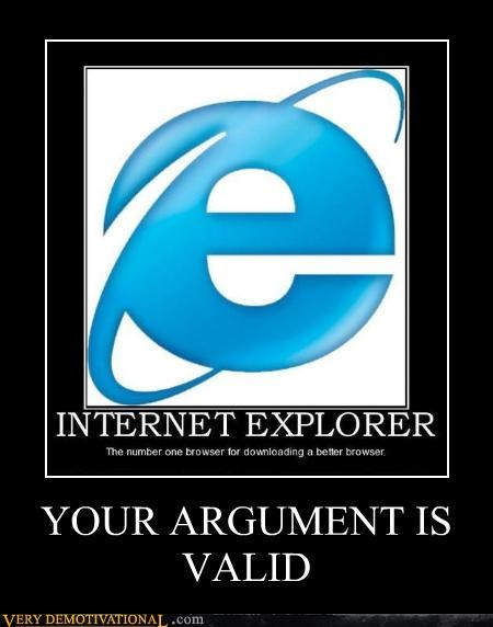 ie browser microsoft funny