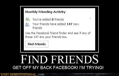 facebook friends isolation Sad social networking the internet - 3992113152