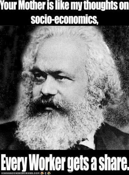 funny karl marx Photo photograph portrait - 3992224768