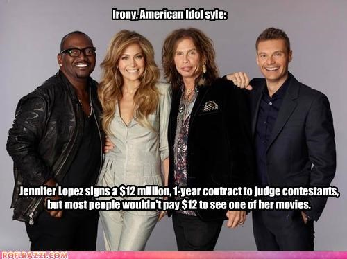 American Idol,jennifer lopez,reality tv,ROFlash,steven tyler
