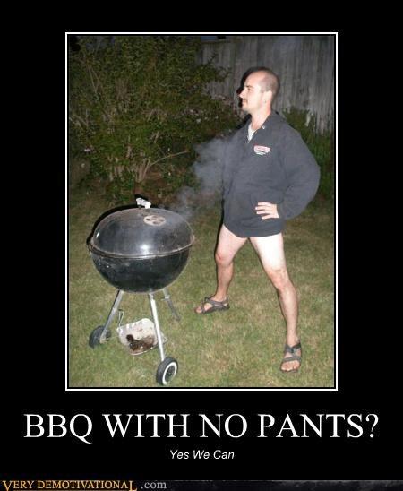 wtf pants bbq funny - 3994319360