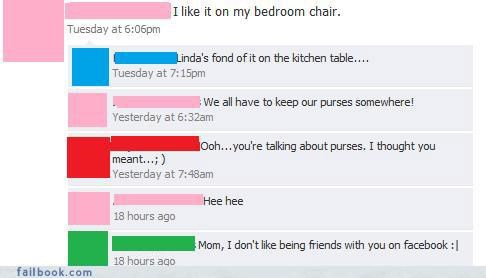 awkward moments gross oh snap parents your mom