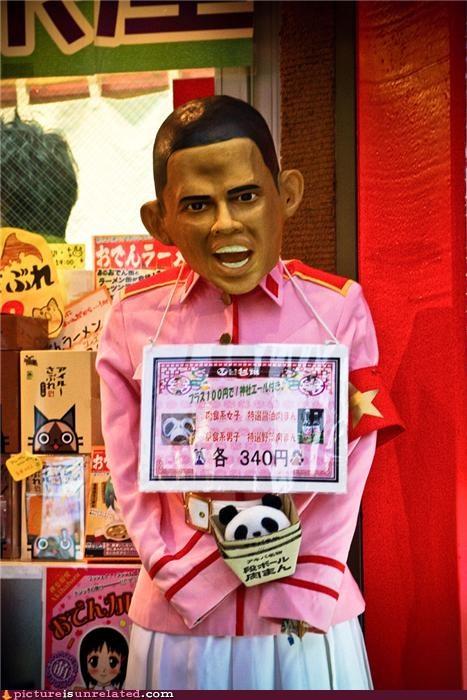 masks obama president wtf - 3996670976