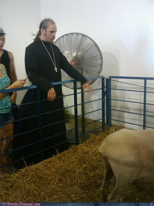 corn rows gangsta priest