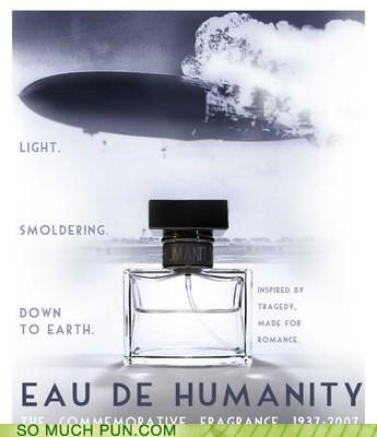 eau de fragrance hindenburg disaster humanity hydrogen perfume romance scent tragedy - 3998212096