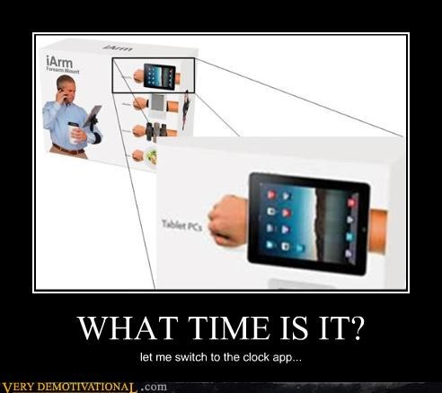 WHAT TIME IS IT? let me switch to the clock app...