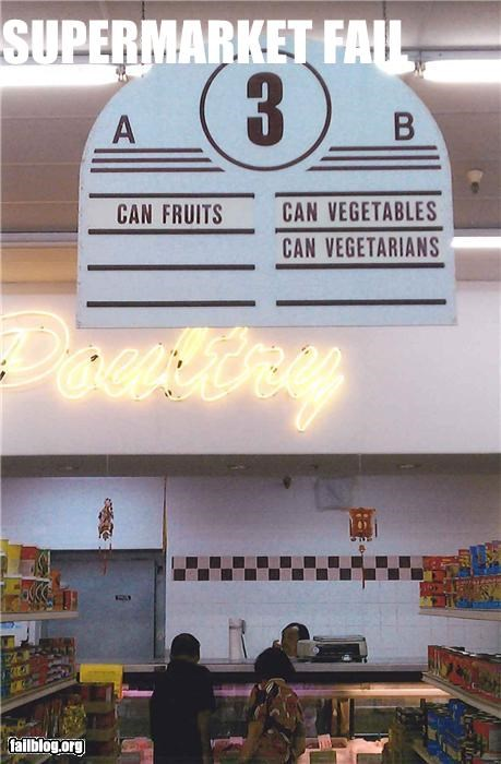 aisle failboat g rated grocery store products signs spelling - 3998506752