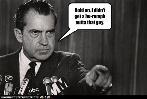 funny lolz old timey president Richard Nixon - 3998778624