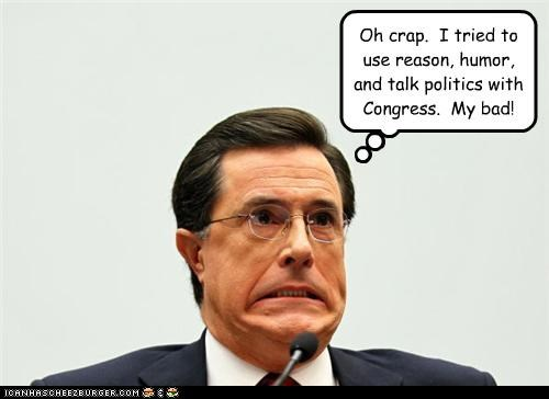 funny lolz stephen colbert wtf