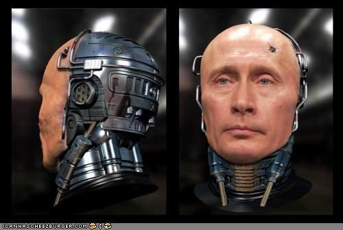 funny pop culture shoop Vladimir Putin vladurday - 3999468800