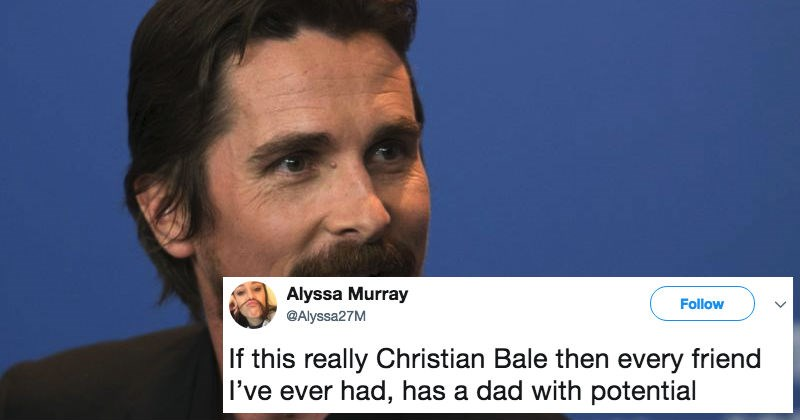 People on Twitter are trolling the life out of Christian Bale for how he looks as Dick Cheney.