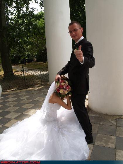 bj Crazy Brides crazy groom eww funny wedding photos surprise ummm were-in-love wtf - 4000841216