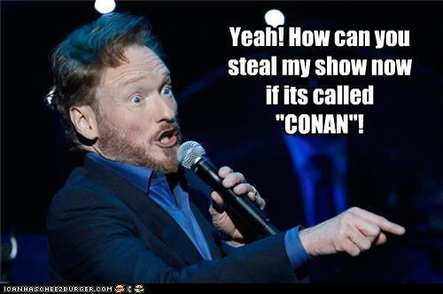 comedian conan obrien host lolz TV - 4001605888
