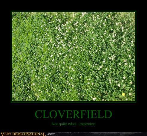 clovers films idiots life plants puns - 4003103232