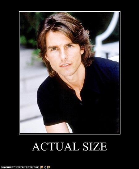 actor lolz short Tom Cruise - 4004011520